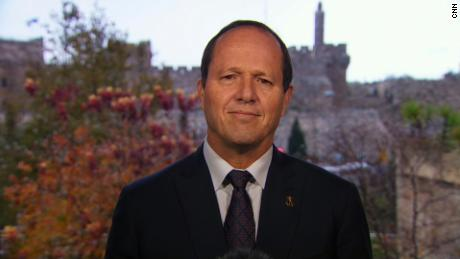 Jerusalem mayor: I applaud Donald Trump