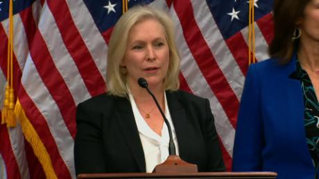Sen. Gillibrand: I think Franken should go