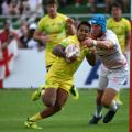 Maurice Longbottom of Australia rugby sevens