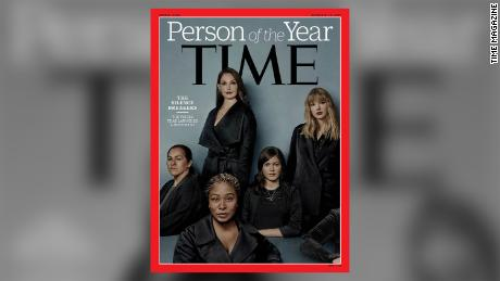 Time's 2017 'Person of the Year' cover