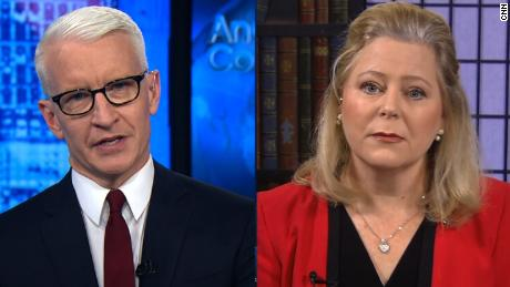 Janet Porter's full interview with Anderson Cooper