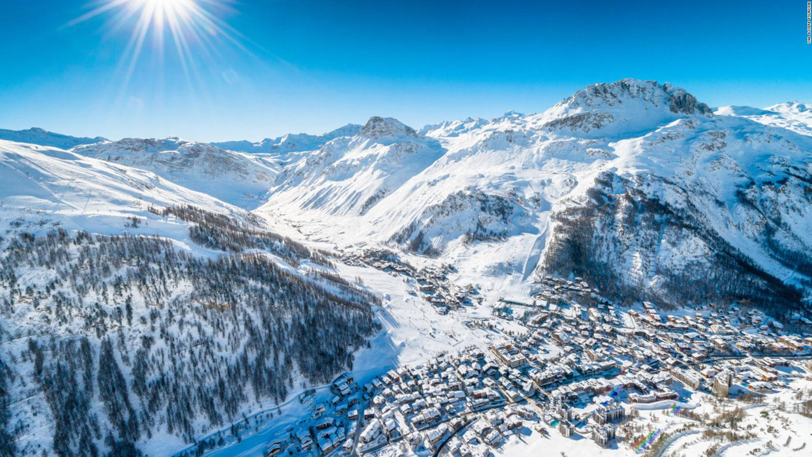 Ski val d-isère