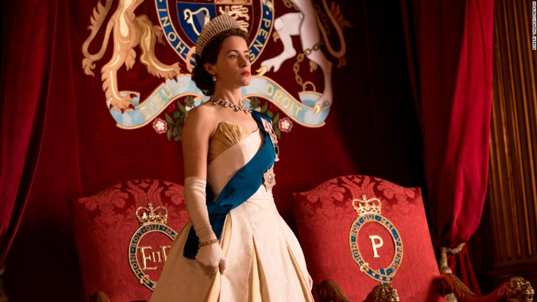 "Outstanding Performance by a Female Actor in a Drama Series: Claire Foy in ""The Crown"""