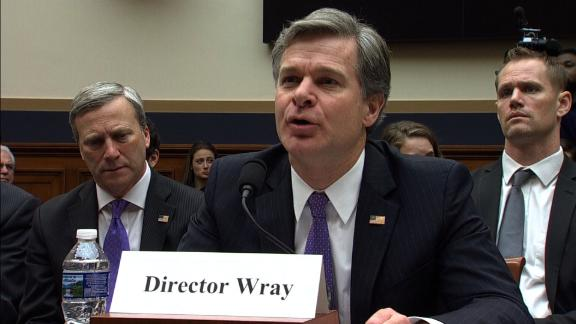 House Judiciary HRG: FBI Oversight (Wray testifies)/LIVE    Pool Witness ISO