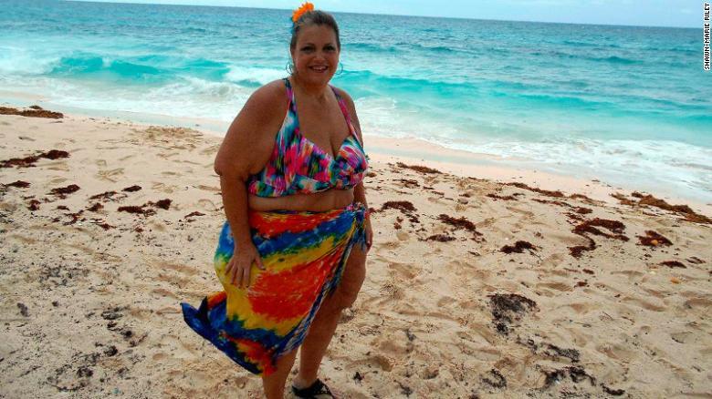 Large beach vacation