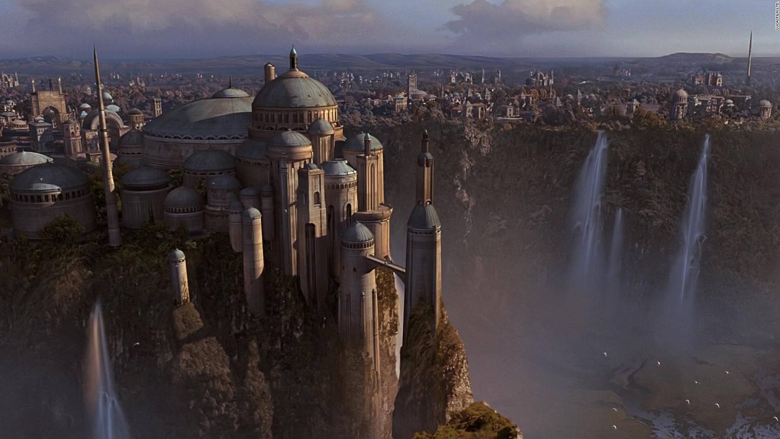 Star Wars Architecture The Earth Buildings And Places That Inspired George Lucas Style