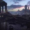 star wars architecture naboo padme funeral