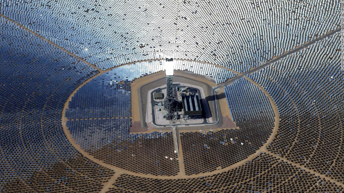 "The chamber also looks like a concentrated solar array (like this example in the Mojave Desert, California). With all eyes on you, you're at the whims of the body politic. And as Chancellor Valorum found out in ""The Phantom Menace,""<a href=""https://www.youtube.com/watch?v=ptFhhz5Lrqk"" target=""_blank""> it's easy to get burned</a>."