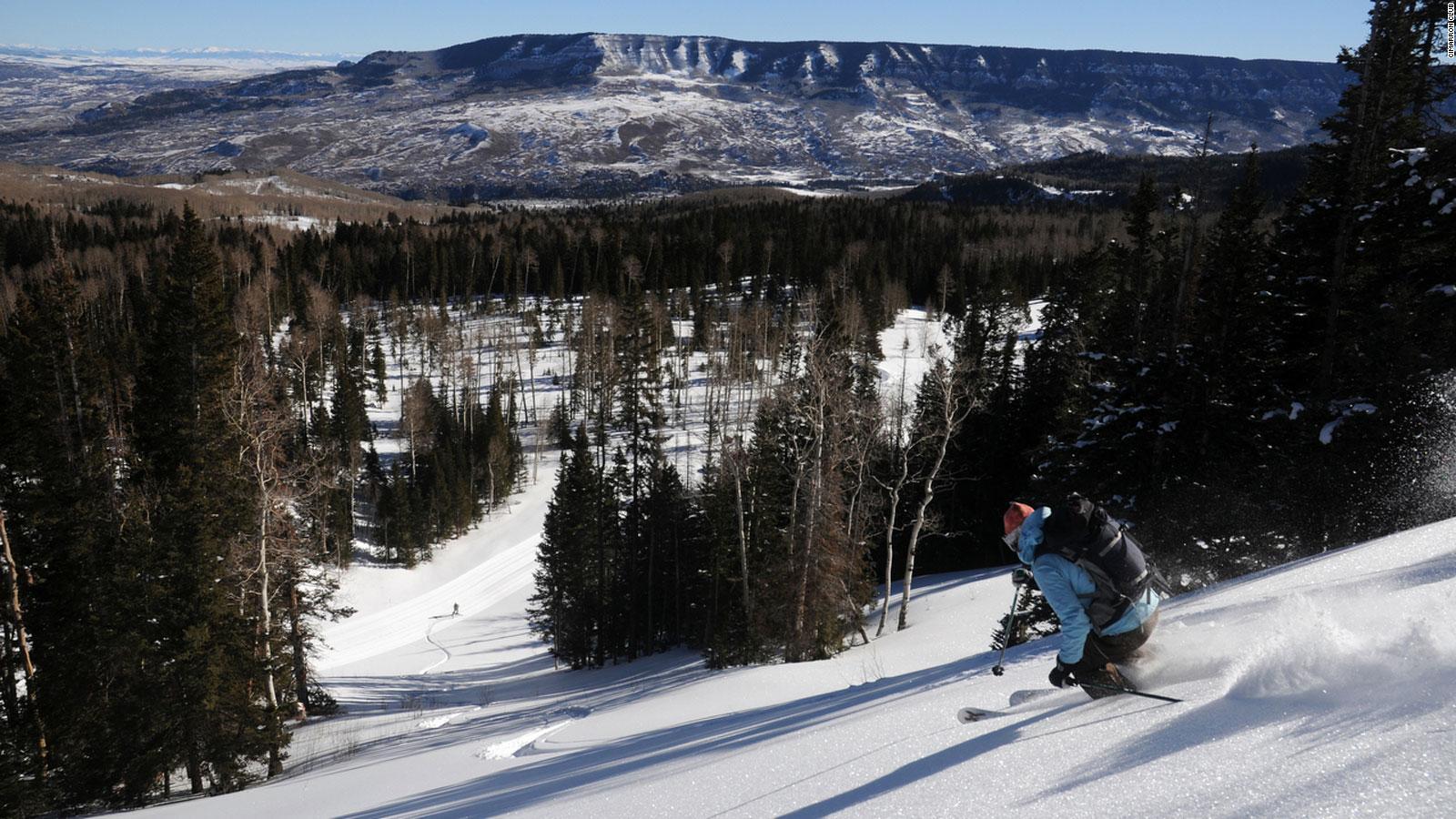 private ski resorts: 9 best exclusive destinations   cnn travel