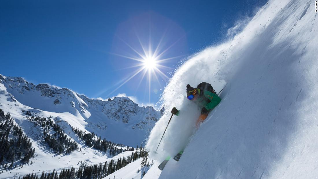 <strong>Silverton Mountain: </strong>A short distance from Telluride in Colorado, and enjoying the same whopping 400 inches of snow per year, Silverton's one single chairlift is a highway to heaven for advanced and expert skiers.