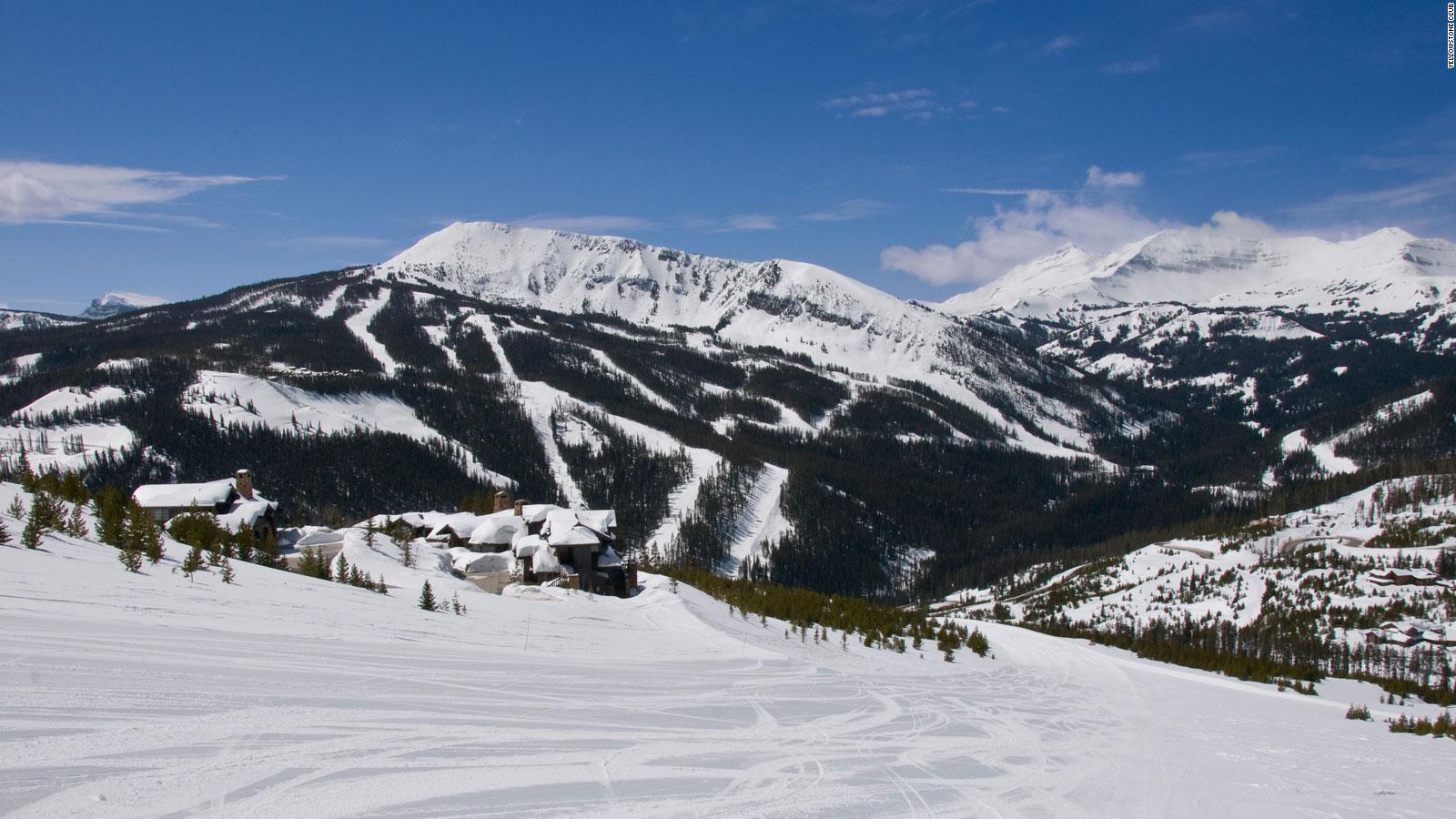 private ski resorts: 9 best exclusive destinations | cnn travel