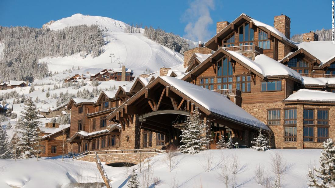 <strong>Private powder: </strong>What if you could avoid lift lines and still be skiing fresh snow into the afternoon? Well, you can by becoming a member of a private ski resort. Here's some of the best, including Yellowstone Club (pictured).