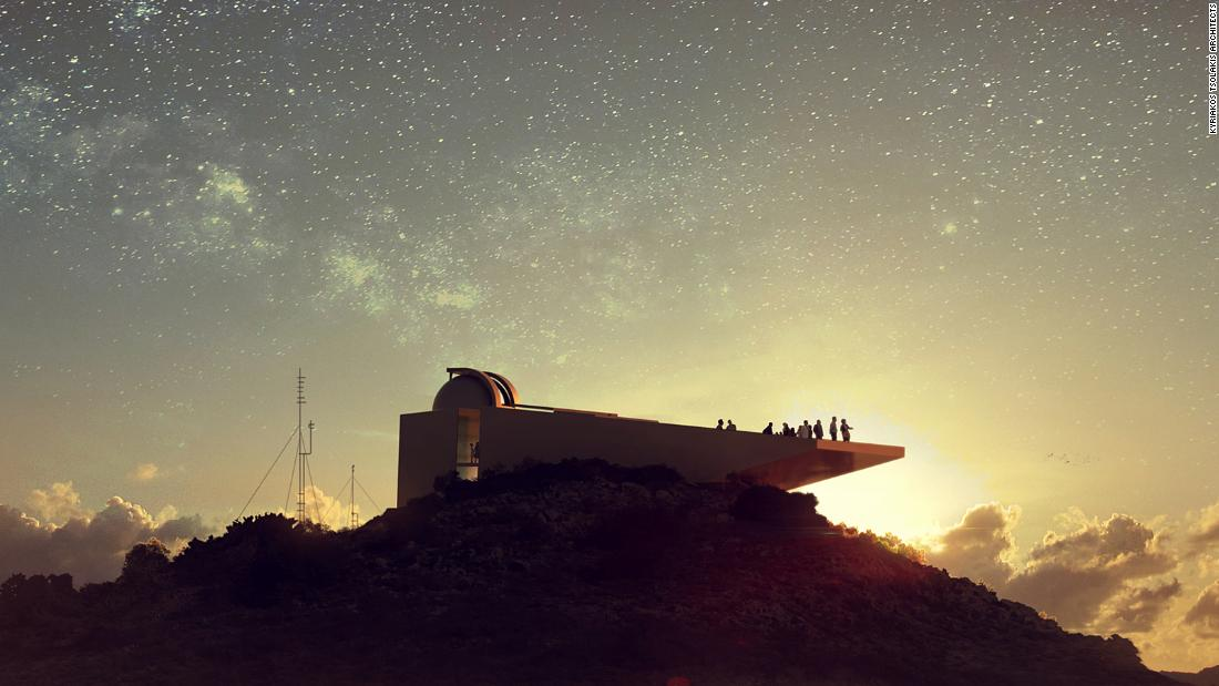 "A number of outlets noticed a distinctly Star Destroyer-esque shape to Kyriakos Tsolakis Architects' concept for a new astronomical center at the Troodos Observatory, in Cyprus. The company isn't shy about its inspiration: architect Nicodemos K. Tsolakis said in September: ""I was a 'Star Wars' fan growing up. Of course, the client didn't know this when they hired us. They were pretty surprised with where we took it but they love the ideas."""