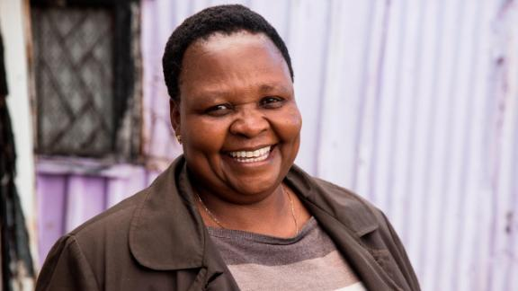 Rosie Mashale is founder and managing director of Baphumelele, a South African organization that provides various levels of care for more than 5,000 children in desperate need. Many of the children are ill or have lost their parents to AIDS. Mashale's efforts have landed her on the list of top 10 CNN Heroes of 2017. Click through the gallery for more information and photos.