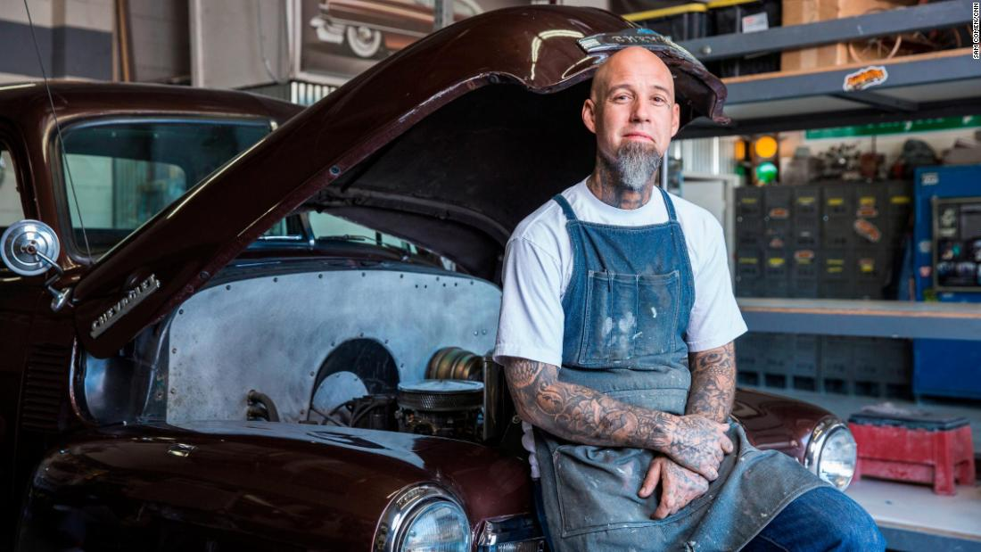 With a robust classic car culture in Southern California, Lost Angels is able to raffle off the cars it repairs and put the money back into the program.