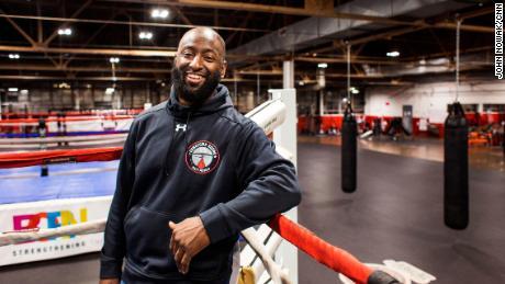 Books before boxing' credo is helping trainer turn around