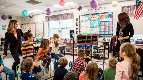 The robots allow sick students to heal while enjoying a classroom experience similar to their peers.