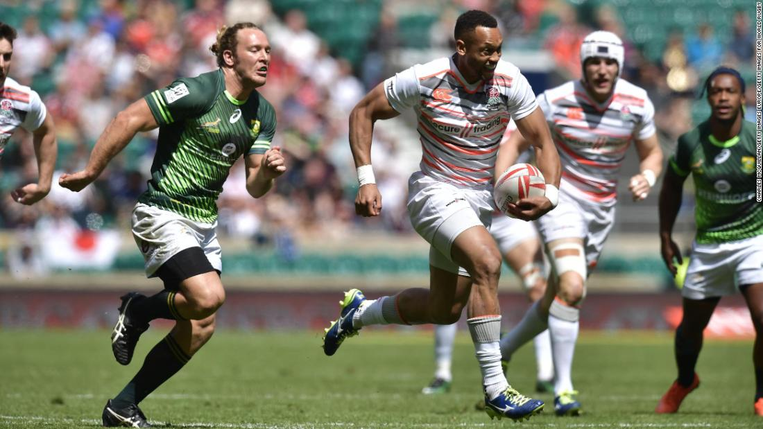 "The Olympic silver medalist broke Injera's all-time try record in April 2017. Once clocked running<a href=""http://www.rugbyworld.com/news/spotlight-on-dan-norton-67355"" target=""_blank""> 20 meters in 2.70 seconds</a> while holding a rugby ball, <a href=""http://edition.cnn.com/2017/05/12/sport/dan-norton-england-rugby-sevens-top-try-scorer/index.html"">Norton</a> can lay claim to being faster out of the blocks than Usain Bolt during his world record sprint at the Berlin World Championships."