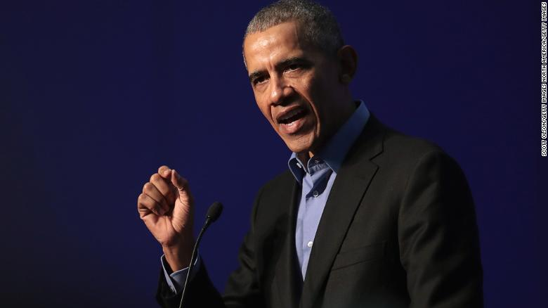 Obama: Tend to democracy or risk Nazism
