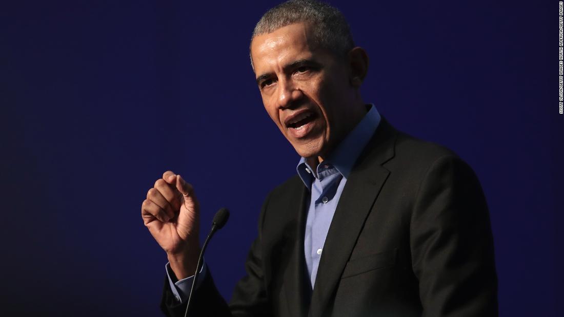 Obama invokes Nazi Germany in warning about today's politics