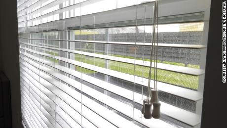 A new study found about two young children are injured every day in window blind-related incidents.