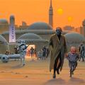 star wars architecture tatooine mcquarrie