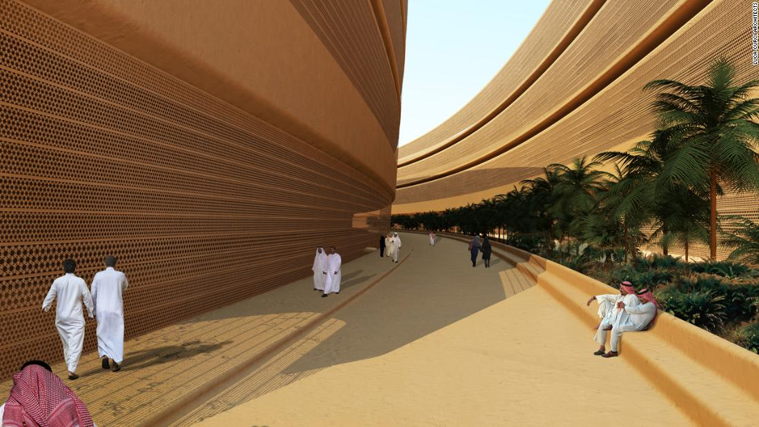 "Tatooine, with its desert climate, relied on moisture farmers for water. The problems surrounding arid climates is a crucial design consideration for architects operating in parts of the Middle East. In 2015, Luca Curci Architects presented ""<a href=""http://www.lucacurci.com/portfolio/desert-cities.html"" target=""_blank"">Desert Cities</a>,"" a proposal for sustainable living in the UAE's open desert, utilizing natural building materials and water recycling."