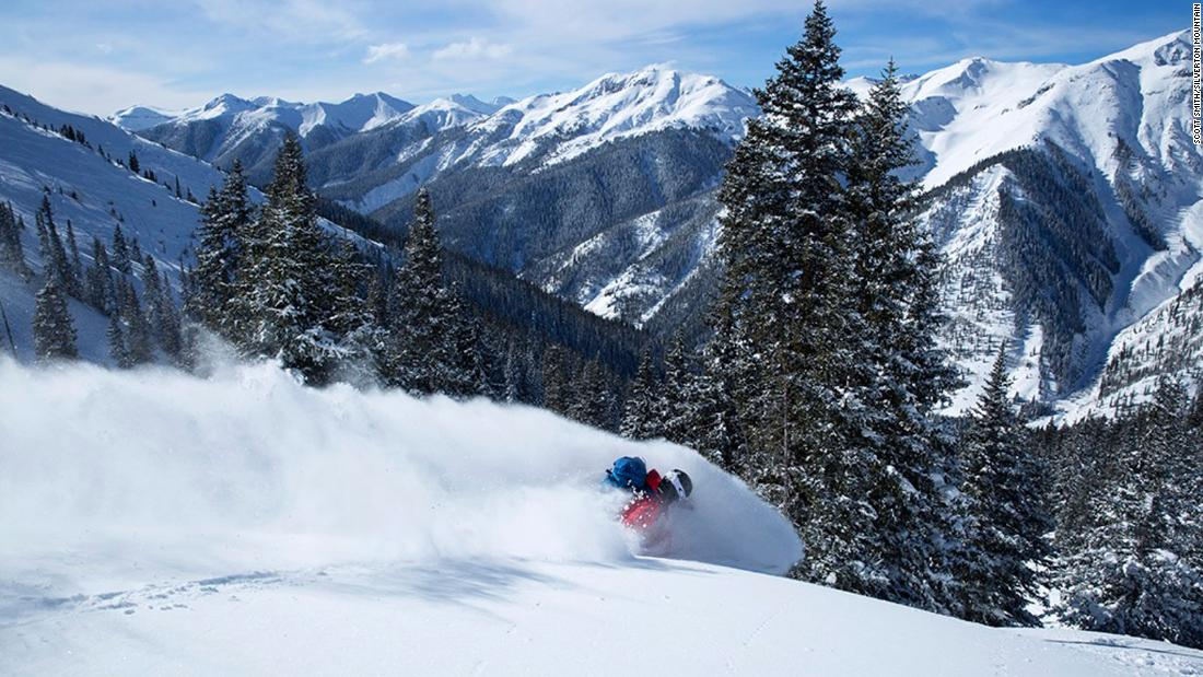 <strong>Silverton Mountain: </strong>With no groomed slopes and only one chairlift to access the mountain, Silverton is reserved for advanced and expert skiers.