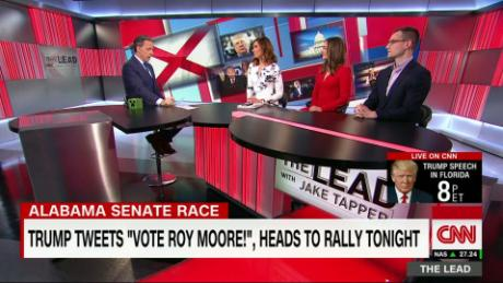Is RNC Chair trying to have it both ways on Moore?