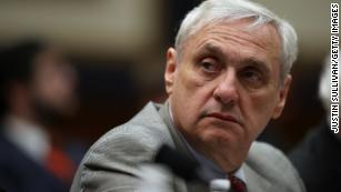 9th US Circuit Appeals Court Judge Alex Kozinski looks on during a House Judiciary Committee hearing on March 16, 2017, in Washington.
