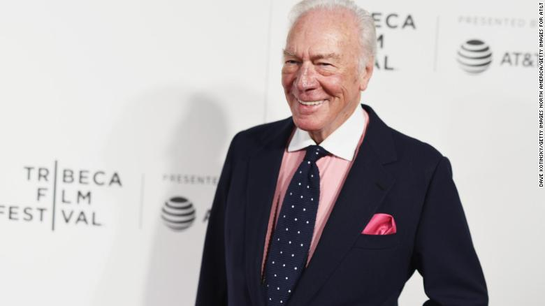 Christopher Plummer, Oscar winner and star of 'The Sound of Music,' dead at 91