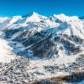 Val d'Isere resort guide solaise