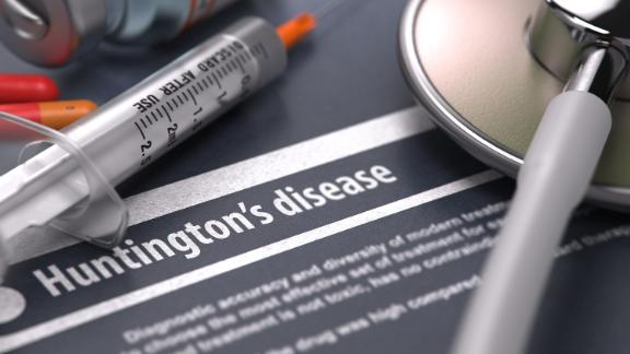 """In December 2017 an experimental drug was shown to reduce levels of the toxic protein that causes Huntington's disease, an inherited disorder in which mutated proteins damage nerve cells in the brain. The new drug, Ionis-HTTRx, was shown to be safe for humans in a trial of 46 patients and was described as a """"potential game-changer."""" Read more"""