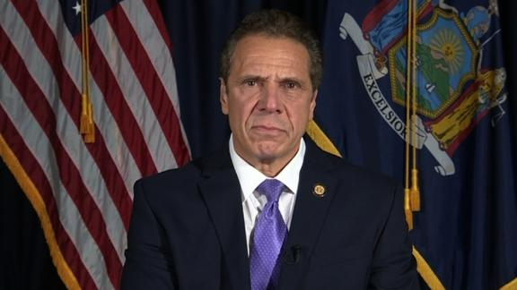 New York Gov. Andrew Cuomo signed into law a bill that protects abortion rights in the state.