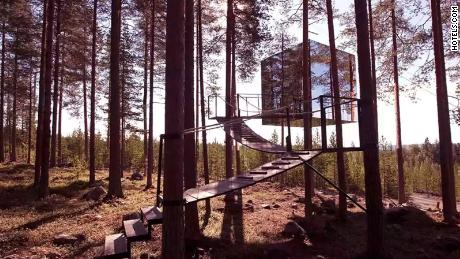 Tree House Hotels To Take Your Vacations To New Heights Cnn
