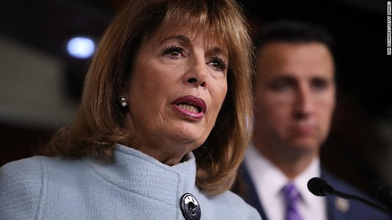 Speier: Past Trump deals show money laundering