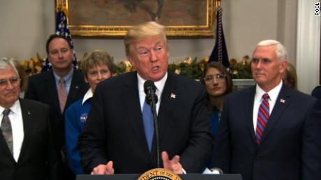 trump tells nasa to send astronauts to mars video trump nasa space exploration announcement sot 00014422 jpg
