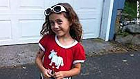 "Avielle Richman loved horses and ""giggled when she trotted."""