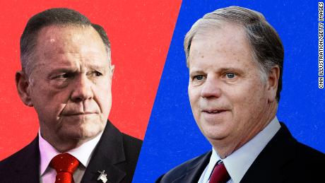 Alabama election: Doug Jones scores stunning win, but Moore won't concede