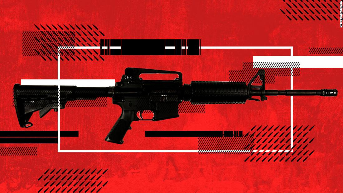 should assault weapons be banned essay