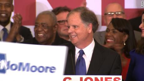 Alabama Senate Race Election Coverage