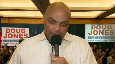 Charles Barkley on Jones projected win: 'This is a wake-up call for Democrats'