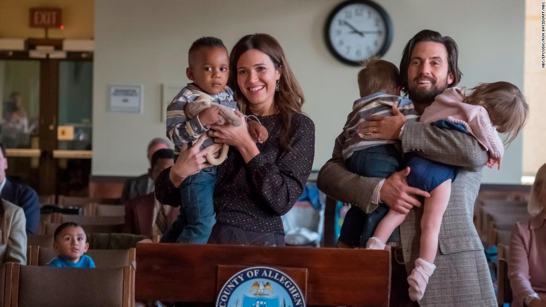 "Outstanding Performance by an Ensemble in a Drama Series: The cast of ""This is Us"""