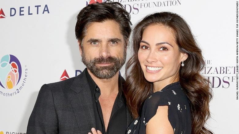 John Stamos And Wife Caitlin Mchugh Welcomed A Son Billy Stamos In April