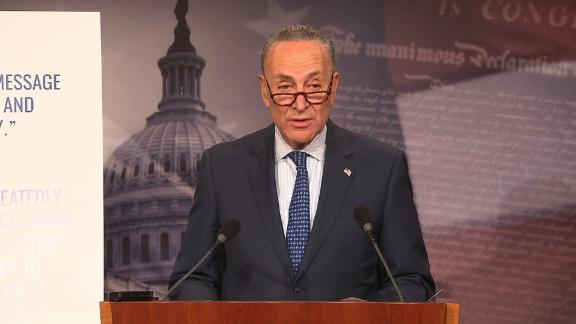 NEWS CONFERENCE Senator Schumer on GOP tax bill.   10:00am   Senate Studio/S-325