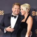 01 James Corden Julia Carey FILE RESTRICTED