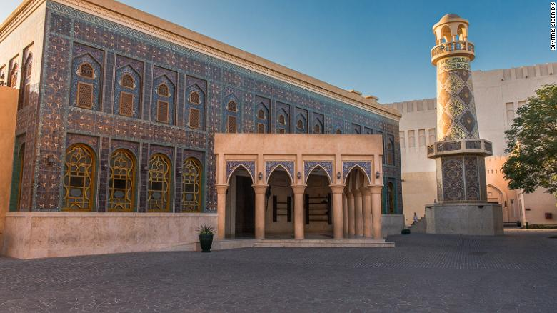 Katara: The center of Qatar's creative scene | CNN Travel