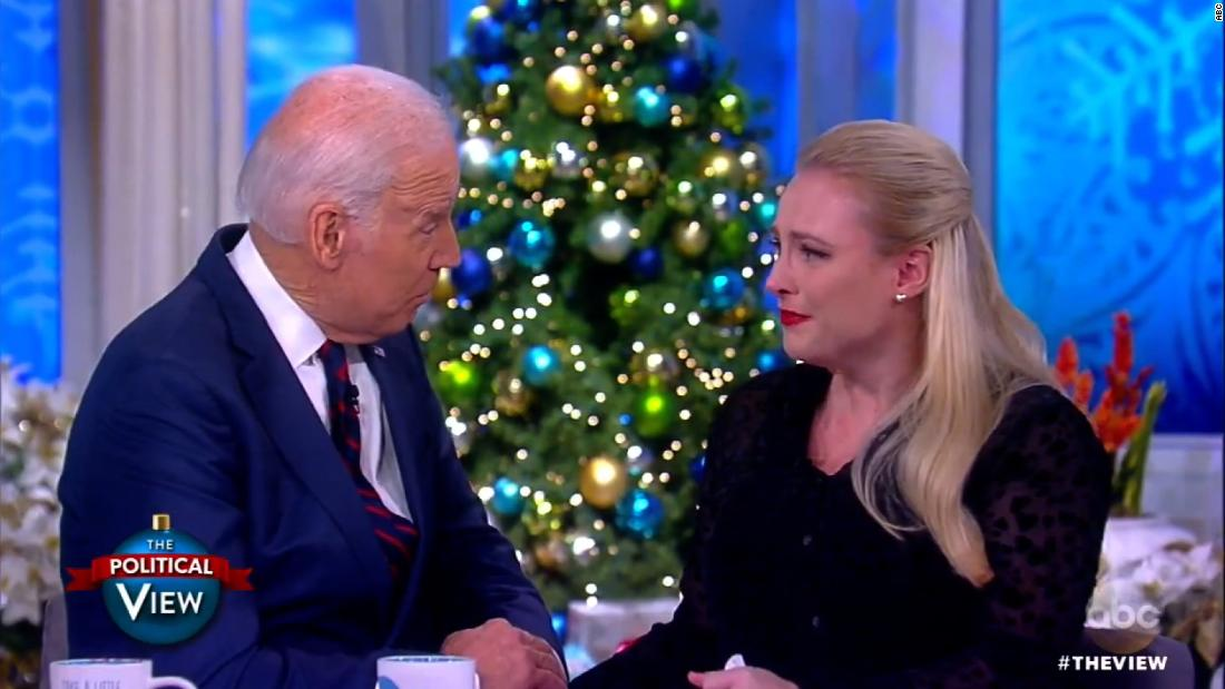 Meghan McCain says her pick for President shouldn't be a surprise thumbnail