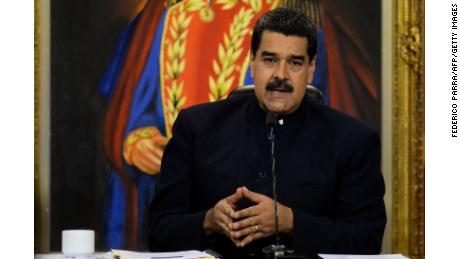 Venezuelan President Nicolás Maduro's year was blighted by anti-government protests in which more than 120 people were killed.