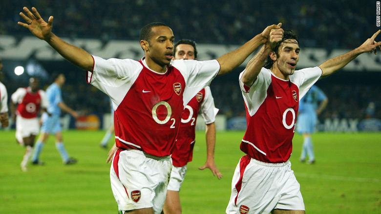 Pires: 'Invincibles' would beat Pep's Man City